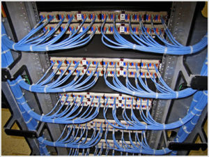 Wire Cabling   LAN Network Connections, Inc.